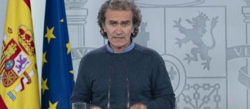Fernando Simón en una de sus múltiples apariciones (Flickr)