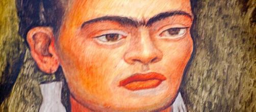 'Frida Kahlo de Rivera' by Diego Rivera (Image source: Greatest Paka Photography/Flickr)