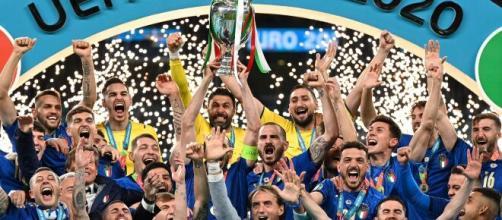 Gli azzurri trionfano a Wembley dopo 53 anni dall'ultima volta.
