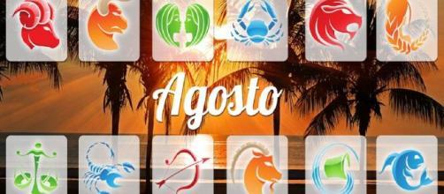 Previsioni oroscopo del mese di agosto per la seconda sestina dello zodiaco.