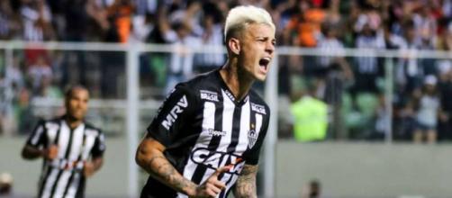 Roger Guedes volta à pauta do Grêmio (Bruno Cantini/Atlético-MG)