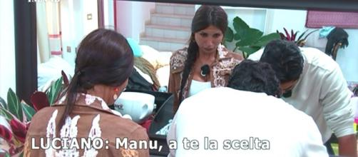 Temptation, il tentatore Luciano farà una proposta a Manuela: 'Io ci sono sempre, a te la scelta'.