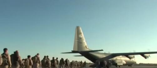 U.S. troops withdrawal from Afghanistan is more than 90% complete says Pentagon (Image source: WION/YouTube)