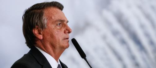 Bolsonaro tem alegado problemas de soluço ao longo dos últimos dias (Alan Santos/PR)