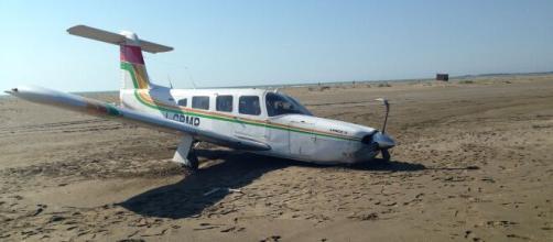 Cocaina dal cielo a Oristano, carico da nove milioni lanciato da un aereo.