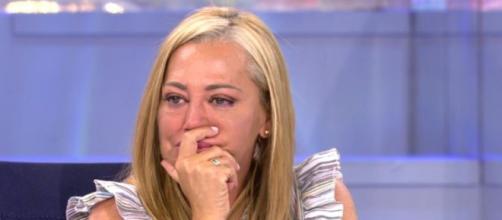 El paparazzi dio la noticia sobre Jesulín en 'Sálvame' esperando la reacción de Belén Esteban - (Telecinco)