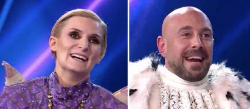 'Mask Singer': María Zurita era 'Dragona' y Pepe Reina, 'Pingüino' (Antena 3)
