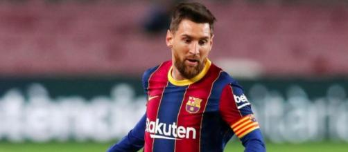 Messi enfrenta una reducción en su contrato (Instagram, leomessi)