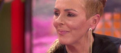 Rocio Carrasco se derrumba en su debut (telecinco.es)