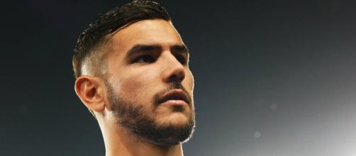 Theo Hernandez, difensore del Milan.