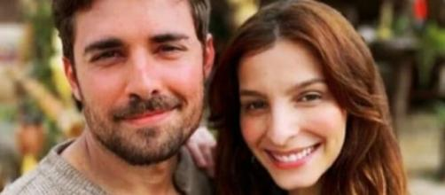 Isaque e Lia em 'Gênesis' (Divulgação/Record TV)
