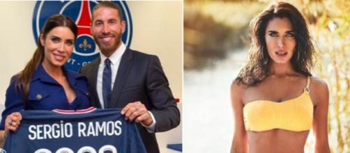 Le like de Sergio Ramos fait le buzz - Photo captures d'écran Instagram