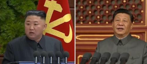 North Korea, China highlight 'militant friendship' on treaty anniversary (Image source: Arirang News/YouTube)
