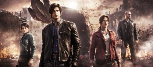 'Resident Evil' é uma série de animação baseada em jogo de mesmo nome (Divulgação/Netflix)