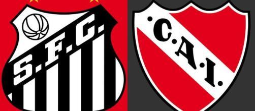 Saiba onde assistir Santos x Independiente (Arte/Eduardo Gouvea)