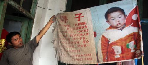 El hijo de Guo Gangtang fue vendido en la provincia de Henan (Twitter / @anthraxxxx)