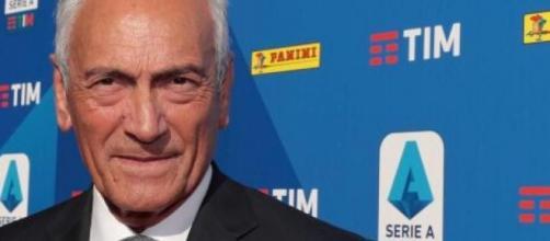 Fra i sostenitori della riduzione della Serie A a 18 squadre ci sarebbe anche il presidente Figc Gravina.