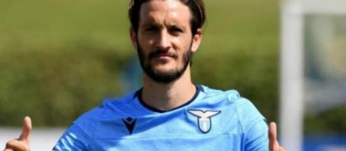 In foto Luis Alberto, centrocampista della Lazio.