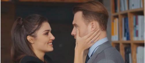 Love is in the air, spoiler 19 luglio: Eda vede in segreto Serkan all'insaputa della zia.