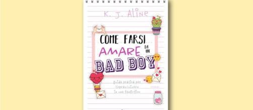 K.J. Aline presenta il suo libro 'Come farsi amare da un bad boy. Guida pratica per (soprav)vivere in una fanfiction'.