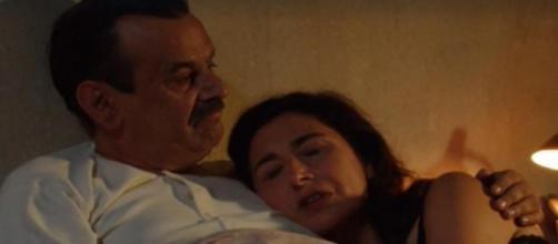 Il Paradiso delle signore 6, anticipazioni: Petra si presenta da Giuseppe con la loro figlia.