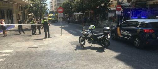 11 heridos en un atropello múltiple de Marbella (Emergencias Andalucía)