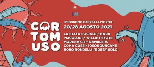 Cortomuso, a Livorno dal 20 al 28 agosto.