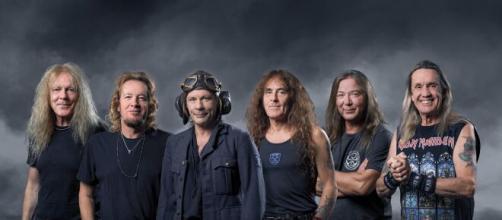Gli Iron Maiden hanno annunciato il loro nuovo album.