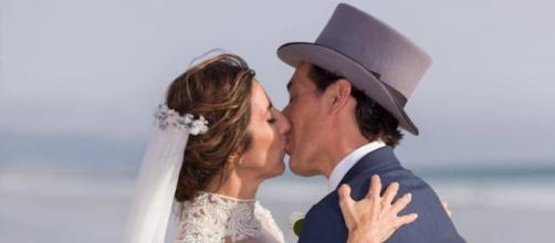 Hace un año, el marido de Paz Padilla murió de un tumor cerebral (Instagram @paz_padilla)