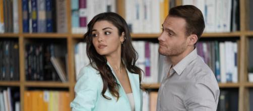 Love is in the air, anticipazioni 26-30 luglio 2021: Serkan è in crisi.