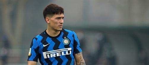 Martin Satriano dell'Inter è il nuovo talento su cui puntano i nerazzurri.