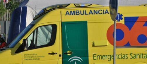 Varias personas resultaron heridas por un atropello en una terraza de Marbella.