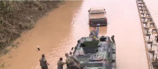 Western Europe floods, hundreds still missing (Image source: Al Jazeera English/YouTube)