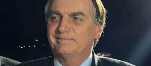 Bolsonaro diz que Eduardo Leite está se 'sentindo o máximo' (Reprodução/YouTube)