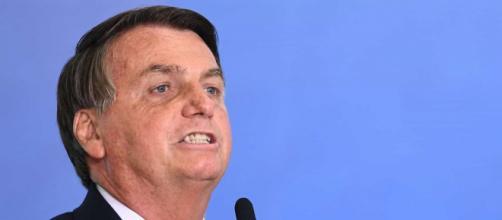 Bolsonaro volta a defender voto impresso (Arquivo Blasting News)
