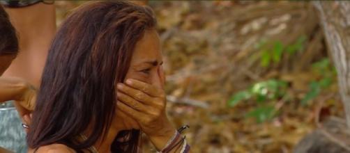 El hambre habría podido con Olga Moreno que ha decidido cortarse el pelo por un tarro de crema de cacao (Telecinco)