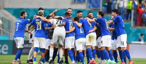 Italia batte Belgio 2-1 e vola in semifinale.