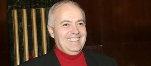 José Luis Moreno, en una gala (RTVE)