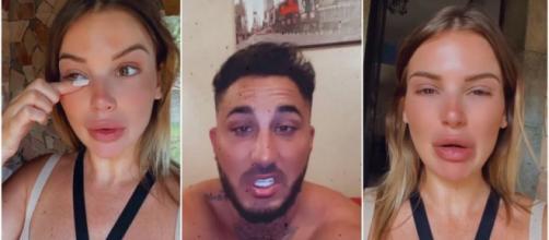 La Villa des Cœurs Brisés 6 : Eva infidèle à Vivian ? Il la largue et l'insulte sur Instagram !