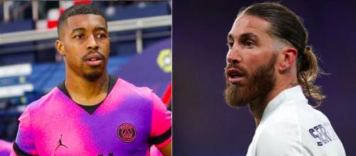 L'arrivée de Sergio Ramos ne ferait pas plaisir à tout le monde - Photo capture d'écran Instagram PSG et Ramos