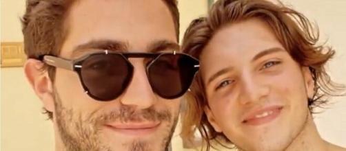 Zorzi ufficializza la liaison con Stanzani: 'Sono a Otranto con il mio fidanzato'.