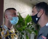 Vidéo : les retrouvailles entre Anthony Lopes et Rémy Vercoutre font le buzz photo capture d'écran vidéo Twitter