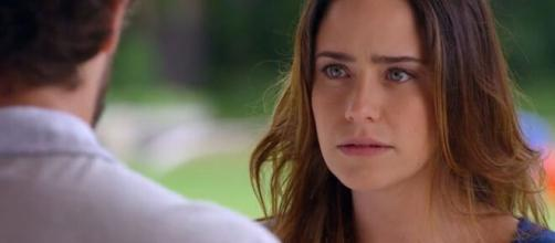 Ana encerra história com Rodrigo em 'A Vida da Gente' (Reprodução/TV Globo)