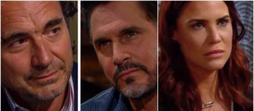 Beautiful, trame al 1° agosto: Sally finisce in ospedale, Ridge si scaglia contro Bill.