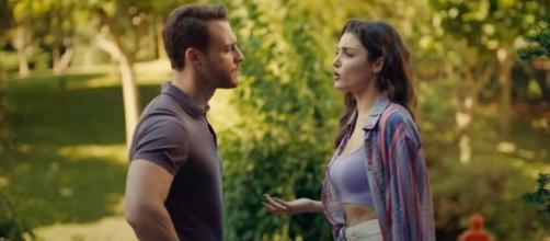 Love is in the air, trama turca, Serkan a Eda: 'È finita tra noi, non chiedere il perché',