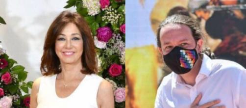Pablo Iglesias le pidió a Ana Rosa que rectificara por sus palabras pero ésta y su cadena se negaron (Instagram)