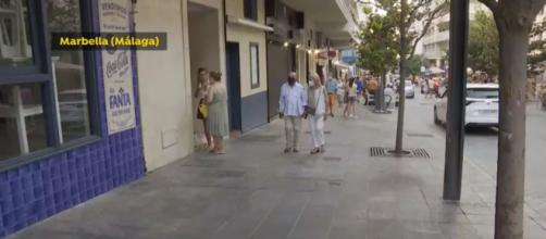 Poco a poco la normalidad a vuelto a Marbella tras el atropello (Antena 3)