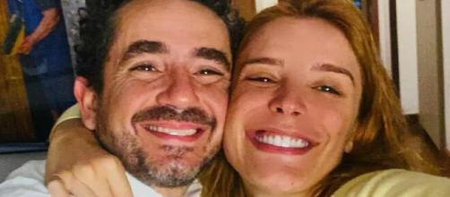 Rafa Brites e Felipe Andreoli anunciam gravidez do segundo filho (Reprodução/Instagram/@rafabrites)
