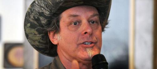 Ted Nugent, attivista pro-armi e chitarrista.