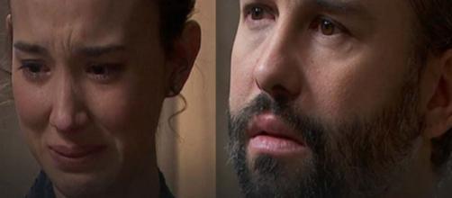 Una vita, trame al 31/07: Camino decide di sposarsi, Alvarez Hermoso ricattato da Genoveva.